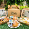 Afternoon Tea For Two Picnic Box